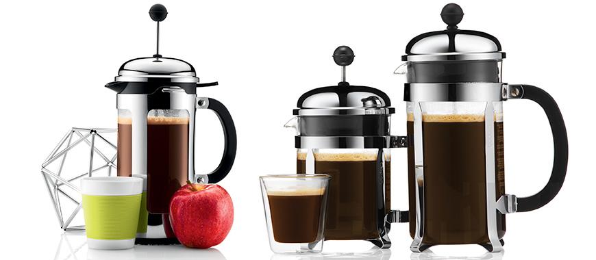 Comment faire son café avec une cafetière à piston?