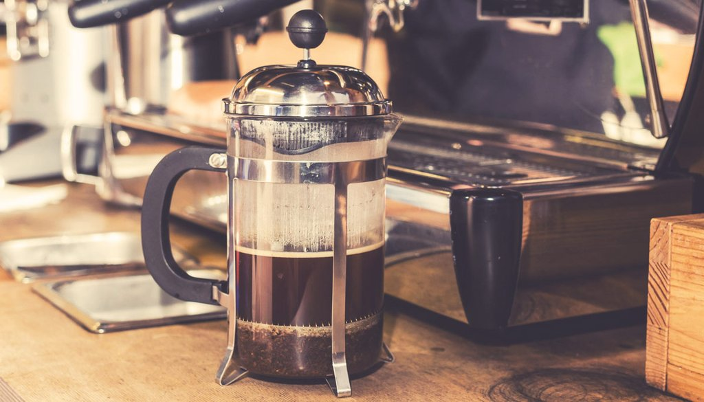 Comment marche la cafetière à piston?