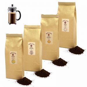 Quel café dans une cafetière à piston?